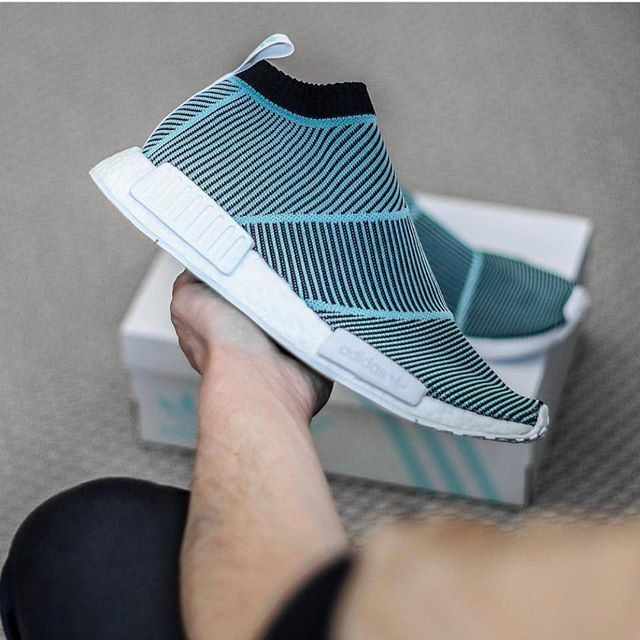 new arrivals e69b3 fa92d Adidas NMD CitySock Parley by @cedric_castex Adidas Ultra ...