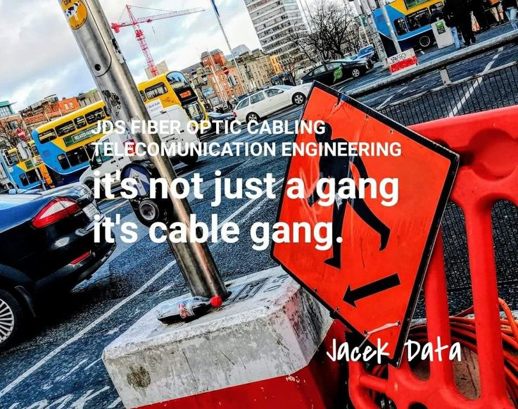 Jacek Data Fiber Optic Cabling, Fibre Cable Gang, Structured Cabling, Fibre Optic Engineering, Installations, Testing