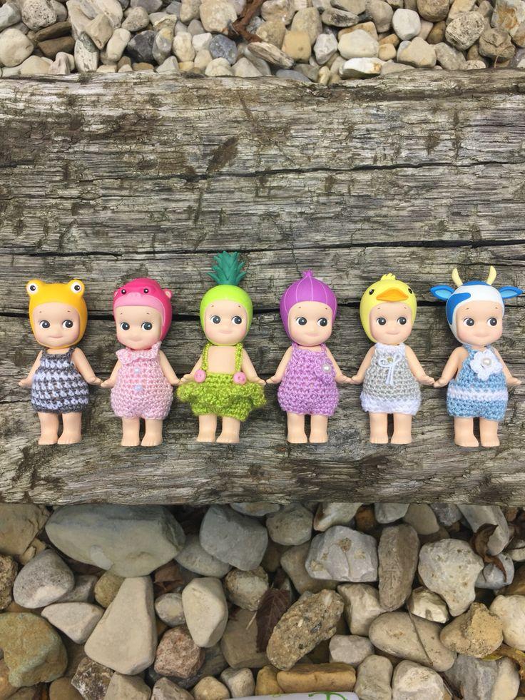 Sonny Angels 2016 color series (minus 2)