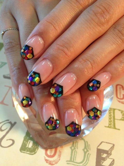 83 best Japanese Nail Art images on Pinterest | Japanese nail art ...