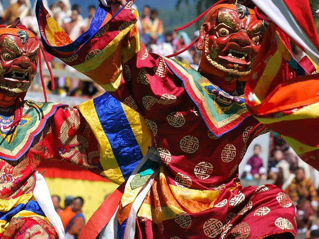Thimphu Tshechu -  30th September – 2nd October 2017 is listed by World Tour Plan on the Touristlink social travel market. See reviews and connect with World Tour Plan on Touristlink for more information.