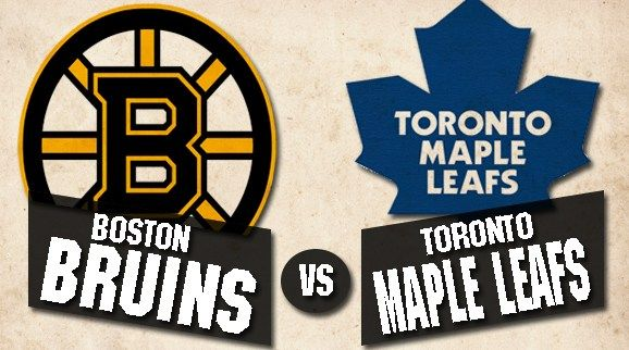 Watch Boston Bruins vs Toronto Maple Leafs Live Stream