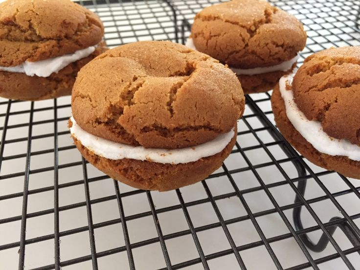 PERFECT GINGER COOKIES