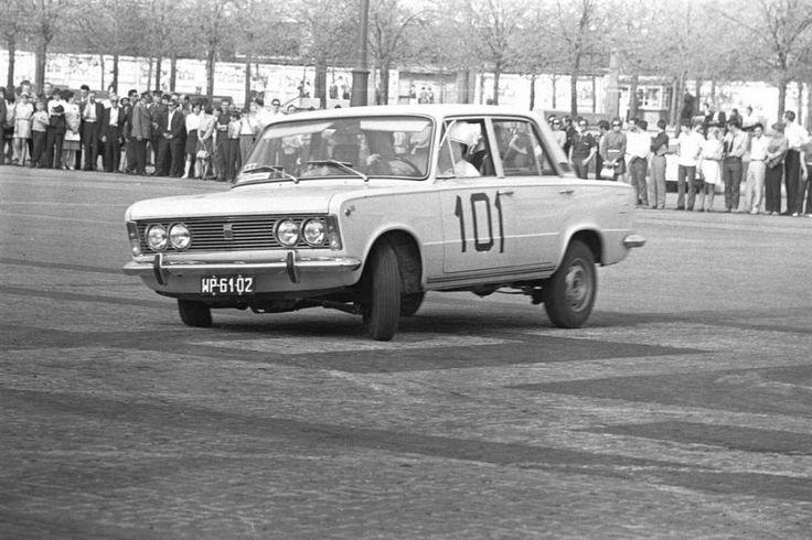 1969 Fiat 125p (Rajd Śladami Pań)