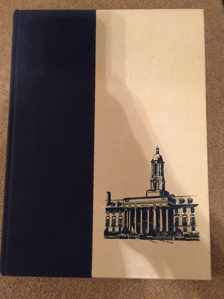 1981 La Vie The Pennsylvania State University Yearbook Vol. 91 - Penn State  | eBay
