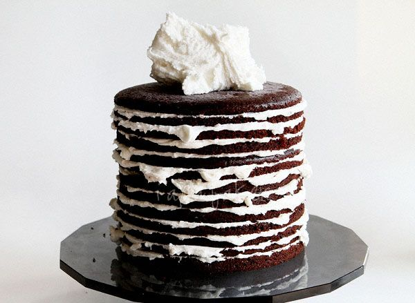 How to Build and Decorate a Layer Cake