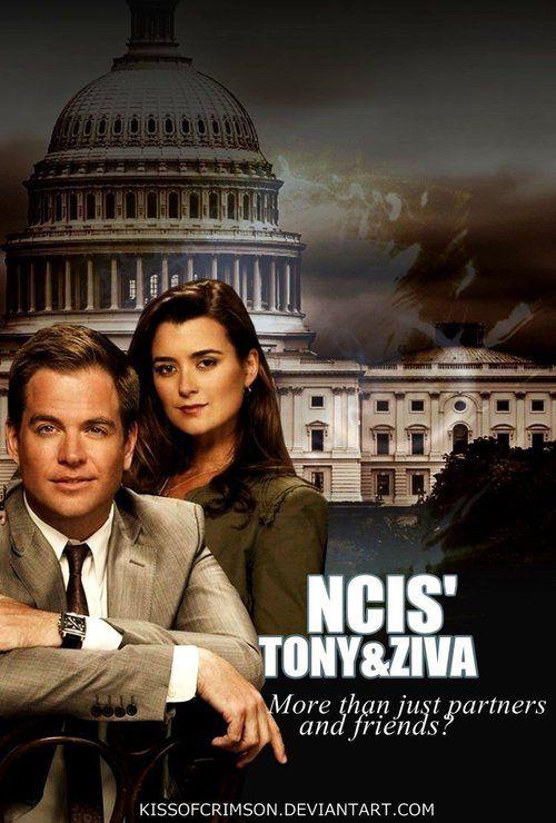 Tony a Ziva