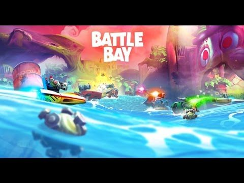 Battle Bay - Tetris battle games - World of Warships battleship