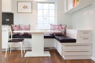 Efficient Modern Kitchen - Contemporary - Kitchen - philadelphia ...