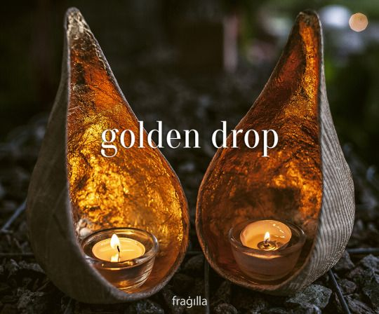 GOLDEN DROP | fragilla