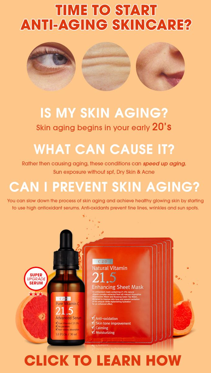 SKIN AGING STARTS EARLIER THEN YOU THINK. Get control and prevent aging >>> http://www.wishtrend.com/glam/starting-anti-aging-the-best-anti-aging-serum/