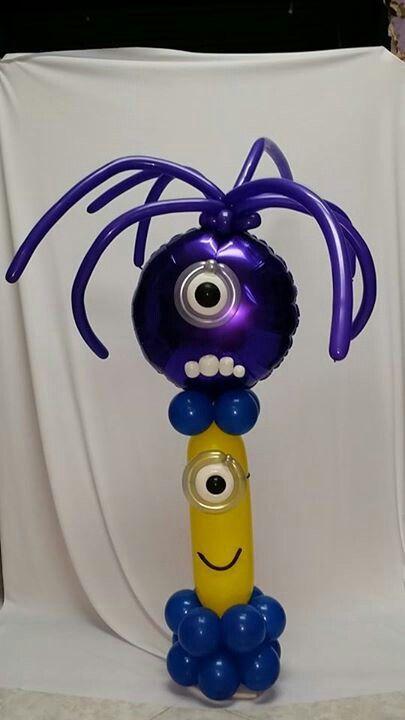 Minion Twist Balloon