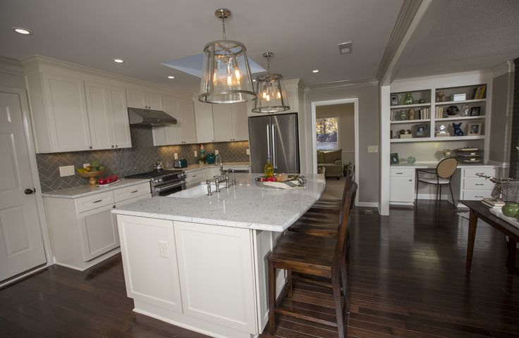 Pictures Of Small Kitchen Design Ideas From Hgtv: Love It Or List It North Carolina Kitchen Redesign, Jamie