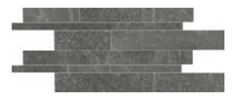 #Provenza #Groove #Listelli Mistique Black 30x60 cm M633U9R   Feinsteinzeug   im Angebot auf #bad39.de 75 Euro/qm   #Mosaik #Bad #Küche