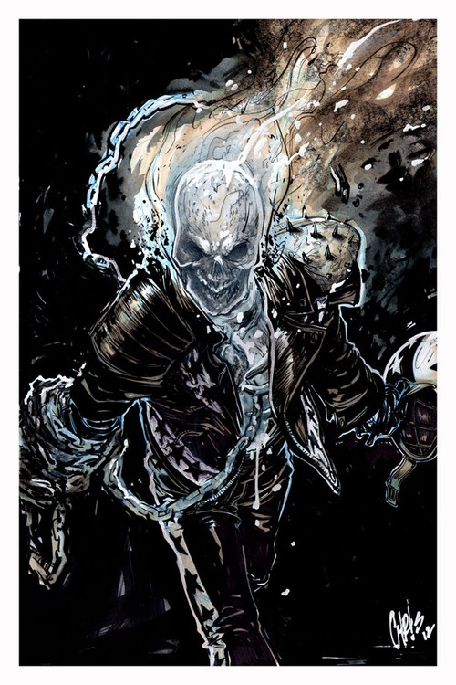 Ghost Rider- ChrisVisions