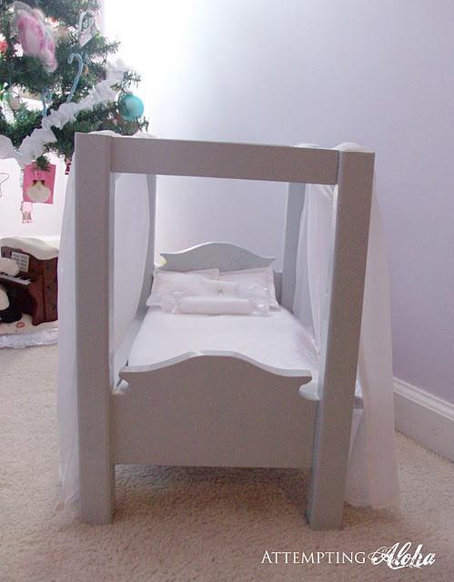 Bed For American Girl Doll Aj Pinterest Girl Dolls