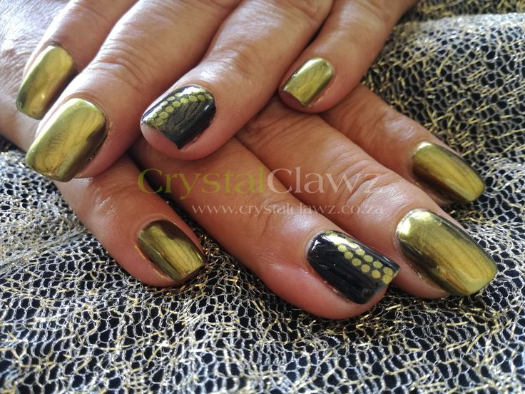 Gold Chrome & Vinyls - Watch tutorial on YoutTube https://www.youtube.com/watch?v=gWJY1ACyHQI  Products available at www.crystalclawz.co.za