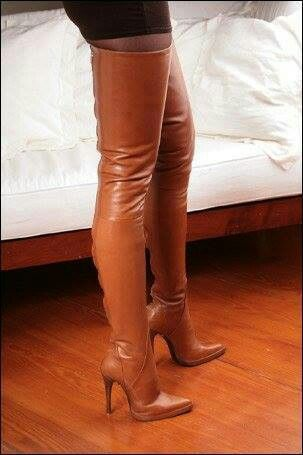Thigh high boots- love but what would i wear them to?