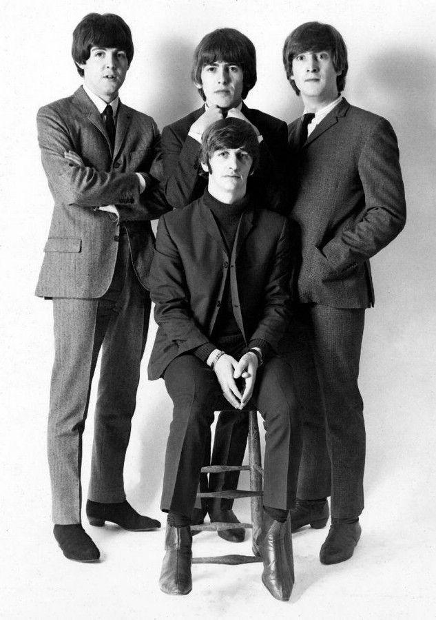 The beatles england 1964 robert whitaker