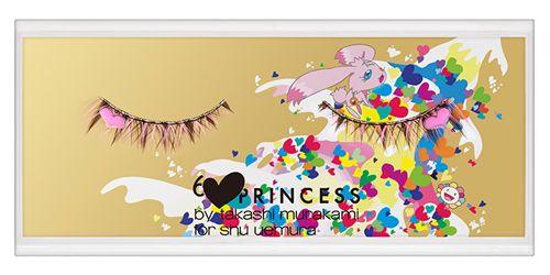 Shu Uemura 6 ♥ Princess by Takashi Murakami Holiday Collection 2013  #shuuemura #trangdiem #mypham #lamdep #beautyblogger