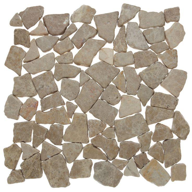 Mozaika kamienna Zen - Dunin - Grind Stone Beige