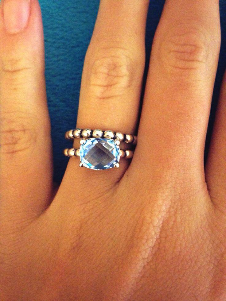 pandora ring. Never thought I would like something pandora but I like this!!