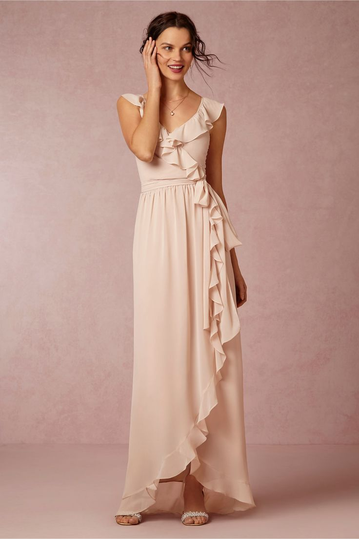 Polly Dress in Bridal Party & Guests View All Dresses at BHLDN
