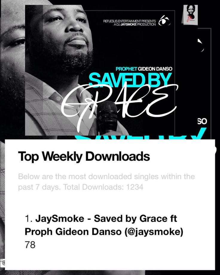 New single featuring the man of God Prophet @GideonDanso_ titled Saved by Grace topping the charts all thanks to y'all. If you don't have it yet click on link in bio to download for free!  #jesusfreaks #Jesus #Christ #God #gospel #radio #tv #dj #presenter #music #discjockey #christian #urban #hiphop #rap #afro #pop #dancehall #dance #sing #entertainment #movies #drama #acting #fbpg #sermon #preaching #beat #chop