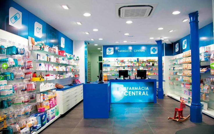 Pharmacy Design : Pharmacy Shop http://patriciaalberca.blogspot.com.es/