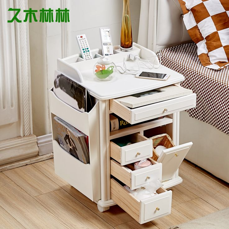 Paulownia древесины простой шкафчики Японский диван шкаф кофе углу кабинета боковой шкафы Для Хранения Boxe купить на AliExpress