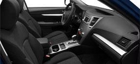 2014 Subaru Outback Interior