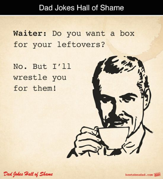 10 Dad Jokes You Will Be Ashamed Of For Laughing At