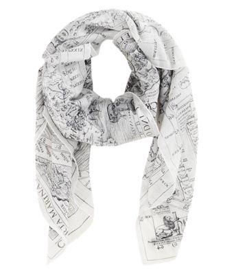 10 best map fabric images on pinterest world maps map fabric and old world map scarf gumiabroncs Gallery