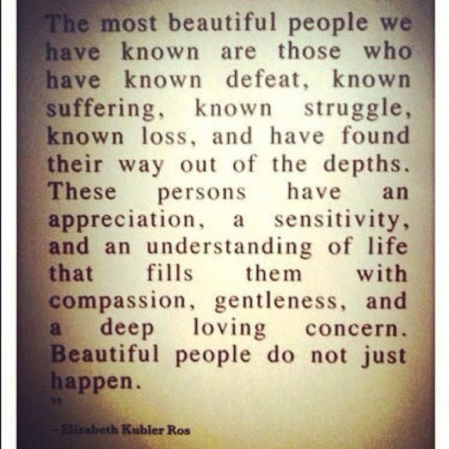 Beauty is...: Inspiration, Life, Quotes, Truth, Thought, Beautiful People