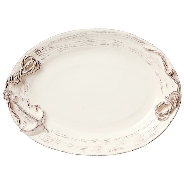 Il Nodo Anchora Oval Tray