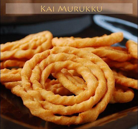 Murukku-crunchy,tasty savoury