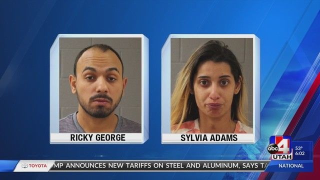 SANTA CLARA (News4Utah) - Two people are behind bars in southern Utah after police say they burglarized a home of someone they met on Craigslist.