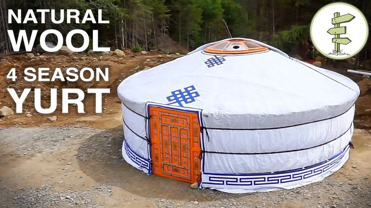 Best Low Cost Tiny House Alternative - The Mongolian Yurt