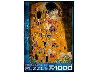 Eurographics: Klimt - The Kiss (1000)
