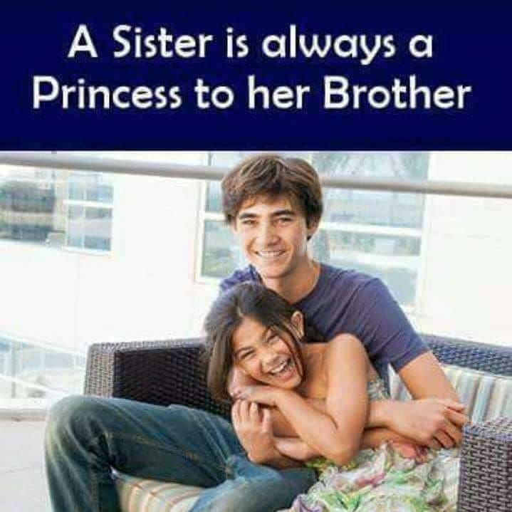 Tag Mention Share With Your Brother And Sister Brother Sister Quotes Funny Sister Quotes Funny Siblings Funny Quotes