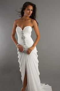Attractive 2013 Collection Sweetheart Empire Waist Prom Dresses
