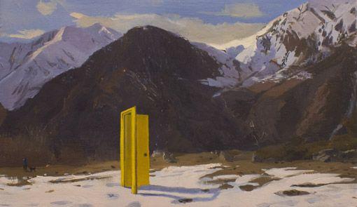 Pere Llobera: pintura en fuga