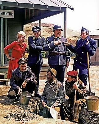 Hogan's Heroes Cast | Hogan's Heroes: Cast Photo - Sitcoms Online Photo Galleries