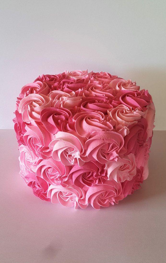 Rosette rose filles premier anniversaire faux gâteau, gâteau Smash sessions, Candy Land Decor photo Session Props, rose vif, Bubblegum, Pastel par CandyLandPhotoProps sur Etsy https://www.etsy.com/ca-fr/listing/511775147/rosette-rose-filles-premier-anniversaire