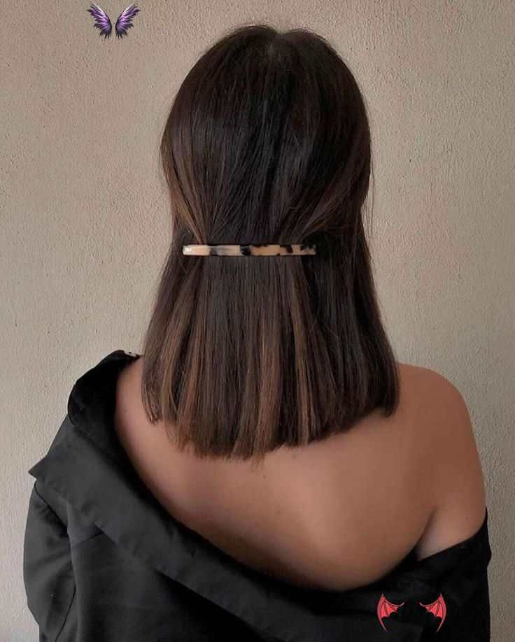 Welcome To Blog Hairstyle Ideas For Wedding Guest Hairstyle Ideas Pinterest Hairstyle Ideas For Off The Should In 2020 Sleek Short Hair Hair Styles Long Hair Styles