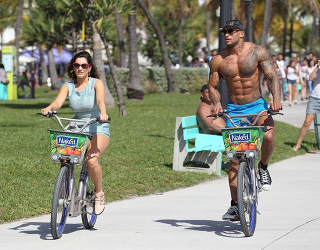 Kelly Brook confirms engagement to David McIntosh