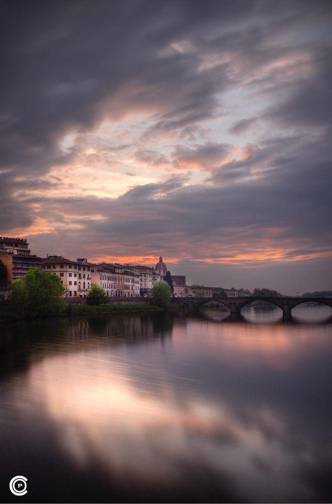 Firenze Sunset, Italy