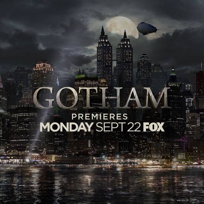 Are you ready for Gotham BEFORE Batman?