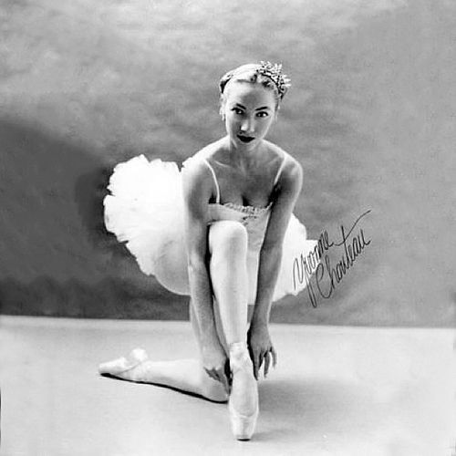 """Myra Yvonne Chouteau is one of the """"Five Moons,"""" or Native Shawnee Prima Ballerinas of Oklahoma. In 1962 she and her husband founded the first fully-accredited university dance program in the United States, The School of Dance at the University of Oklahoma."""
