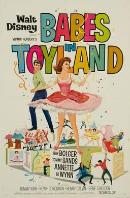 Babes in Toyland (1961 film) - Wikipedia